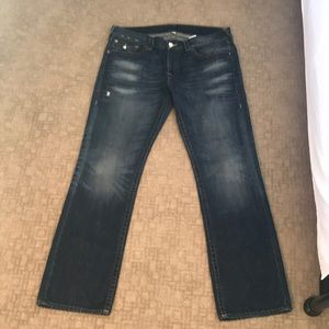 True Religion Straight jeans men's 36